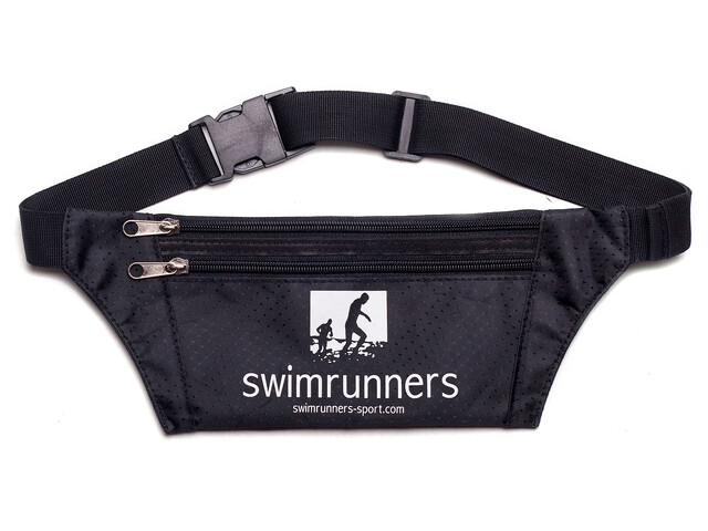 Swimrunners Waistbag Svart